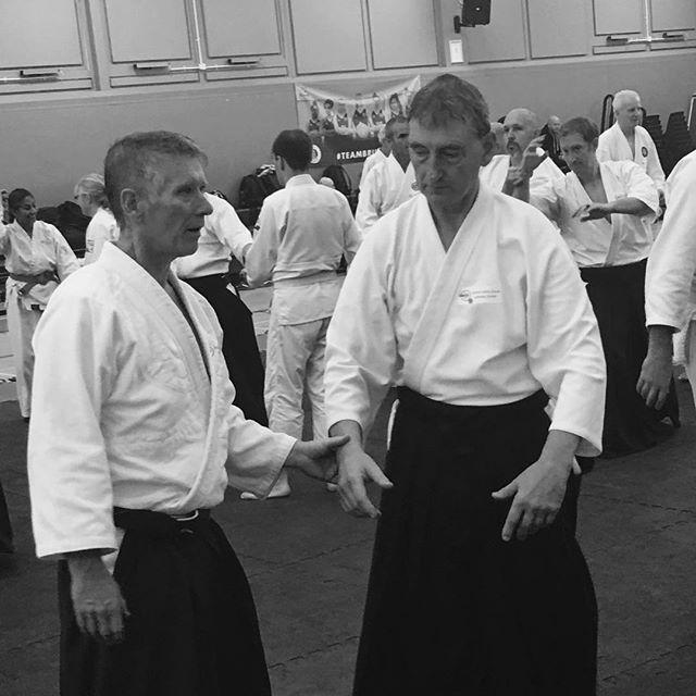 Eric #aikido_aikikai #martialartslife #selfdefence #aikido #worcestershire