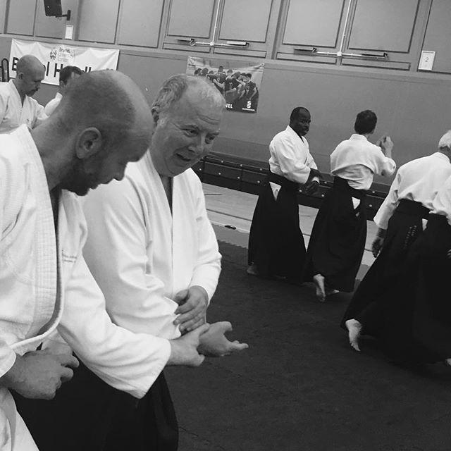 Steve #aikido_aikikai #martialartslife #selfdefence #aikido #worcestershire