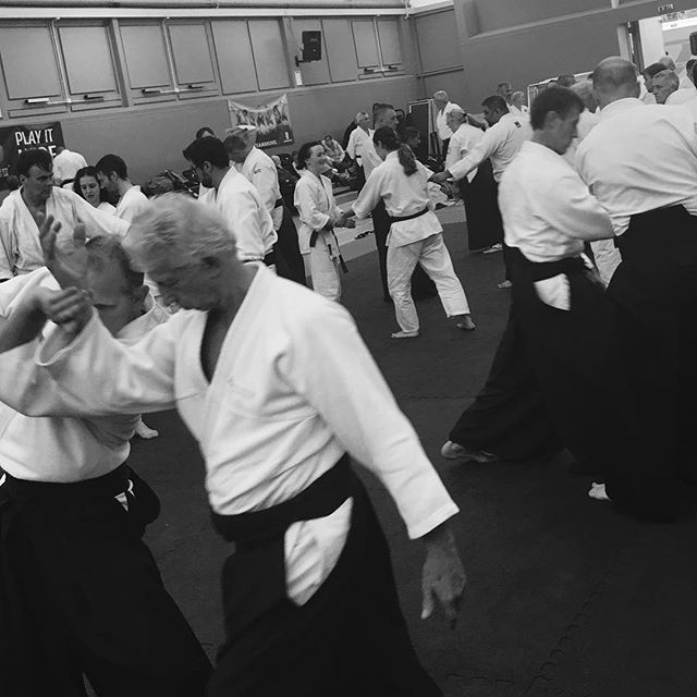 Paul #aikido_aikikai #martialartslife #selfdefence #aikido #worcestershire