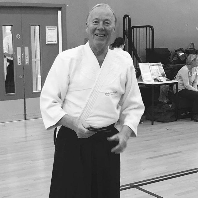 Roger #aikido_aikikai #martialartslife #selfdefence #aikido #worcestershire