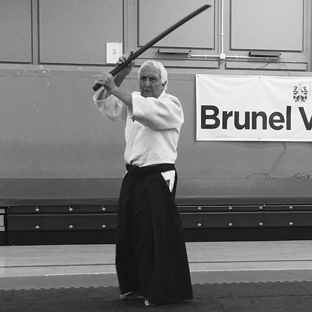 Mike #aikido_aikikai #martialartslife #selfdefence #aikido #worcestershire