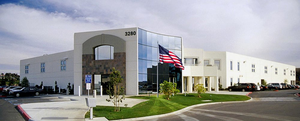 Our 60,000-square-foot headquarters in San Diego County, California includes a showroom, offices, and a large, modern manufacturing facility.