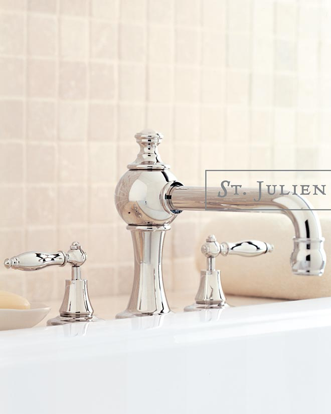 Roman Tub Faucet with Handle 466