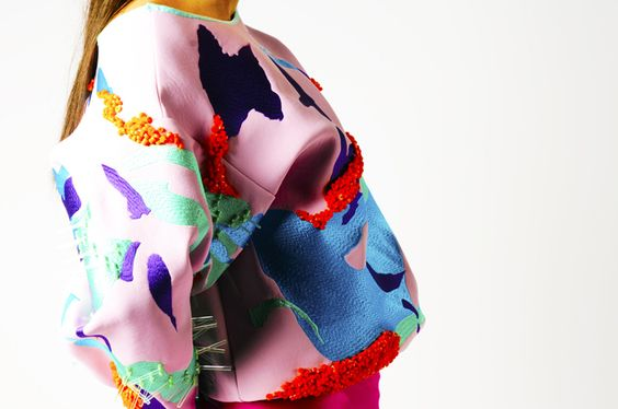 Jazz Up Your Jacket - If Rebecca Robertson Embroidery, Gucci and Elena Stonaker can - so can you!! From the punk parties of the 70s to contemporary fashion, customising our clothes has always communicated who we are to our nearest and dearest and to the stranger walking past us in the street.You will bring along a pre-loved jacket - you can find it in a charity shop, or you can bring the one you had forgotten you loved from the back of your cupboard. With out jacket in hand you will be given guidance on choosing a theme, signs, symbols or patterns that you can begin adding to your jacket. You will be introduced to some key design principles to help you explore scale, colour, repeat and texture. Say it subtly or say it loud … but it will be uniquely YOU!The session will include using vinyl to create your own jacket graphics, and there will also be the opportunity to add further features including embroidery, applique, ribbons and tassels.Cost: 4 hours £60