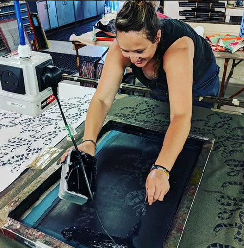 Fabric Screen Printing - Beginners - We have had a long love affair with screen-prints that have adorned wallpapers, fabrics, fine-art prints and so much more. Type in 'screenprints' into your trusty search engine and you will have access to hundreds, thousands, if not millions of gorgeous screen prints throughout the decades.During this session you will be introduced to the fundamentals of screen printing on fabrics. You will learn how to create a design, expose it on to a screen and then print your design onto fabric using specialist print inks and a squeegee. You will be working in our professional print studio, learning key techniques to print your own unique design.Cost 3 hours £45