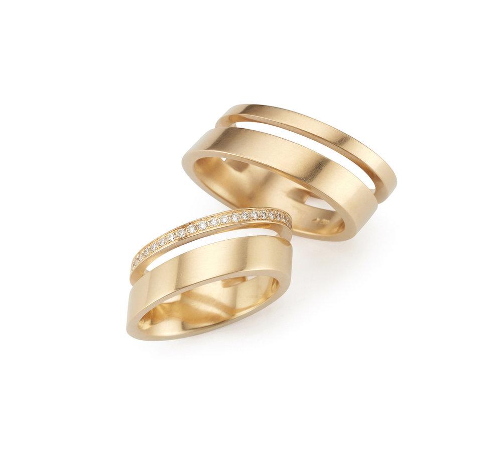 Ring 'Duett'