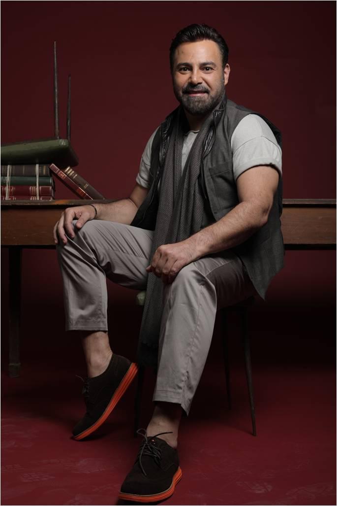 Omar K. Beaini Stylist