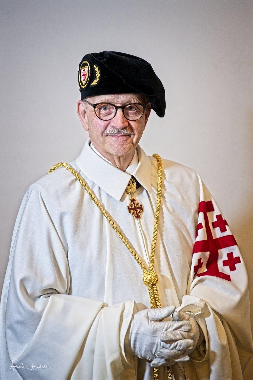 Statholder H.E. Jørgen Boesen KCHS