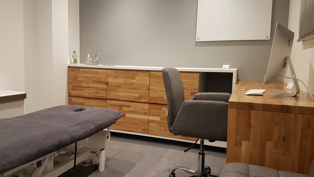 Ipswich Physiotherapy_Treatment Room