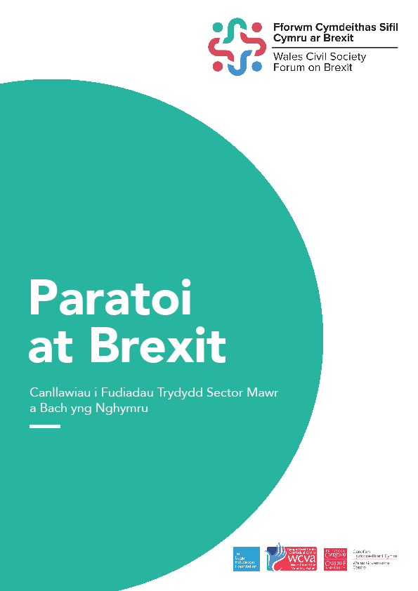 Paratoi at Brexit -