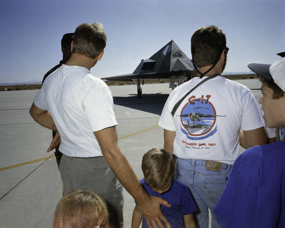 FORT EDWARDS, CALIFORNIA. USA.  1992