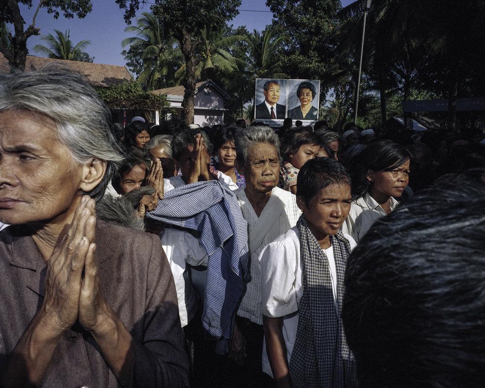 PHNOM PENH, CAMBODIA  1995