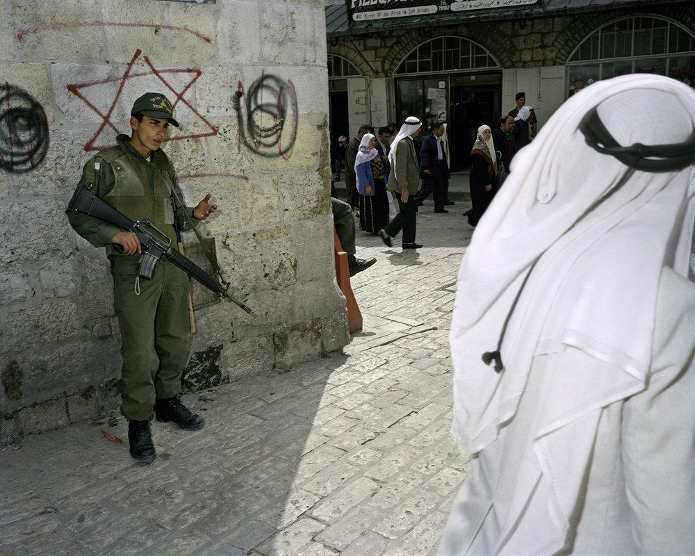 JERUSALEM, ISRAEL  1997