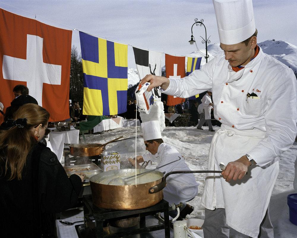 DAVOS, SWITZERLAND  1997