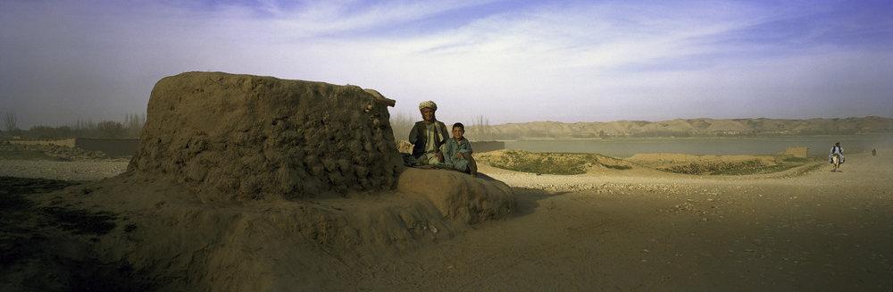 MEYMANEH, AFGHANISTAN  2004