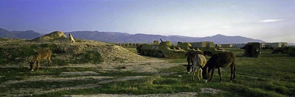 MAZAR-E-SHARIFF, AFGHANISTAN  2004