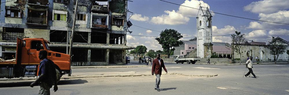 KUITO, ANGOLA 2004