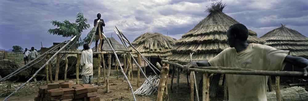 OROM, UGANDA  2004.