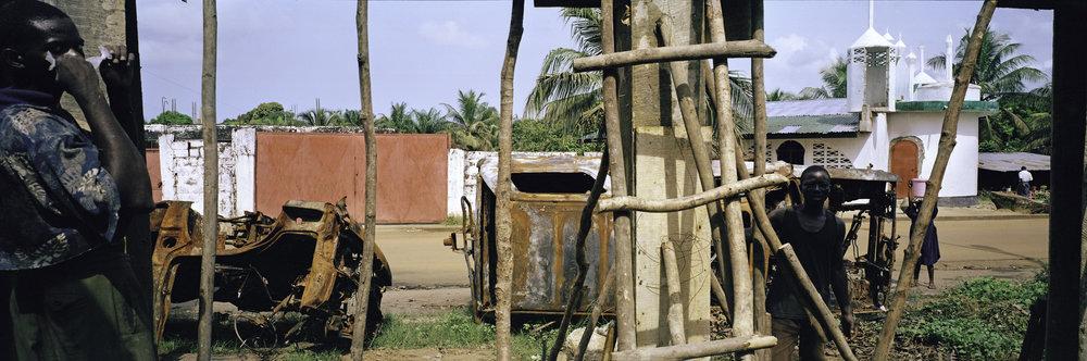 MONROVIA, LIBERIA  2004