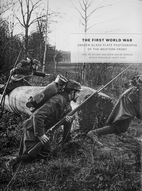 The First World War - Unseen glass plate photographs of the Western front