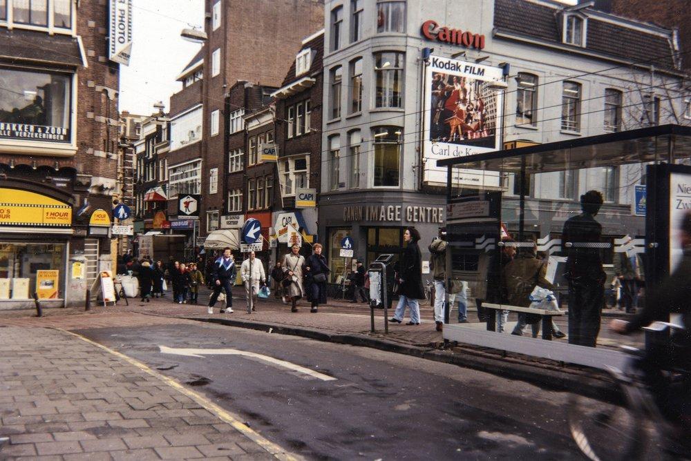 Canon Image Center Amsterdam 1992