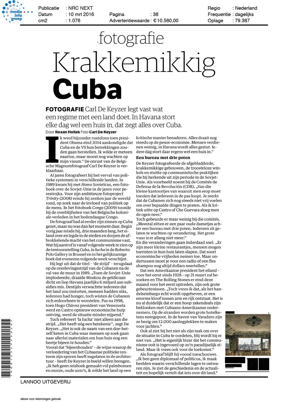 Cuba (NRC)