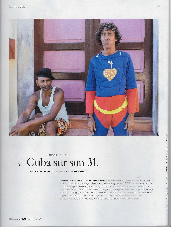 Cuba (Le Monde)
