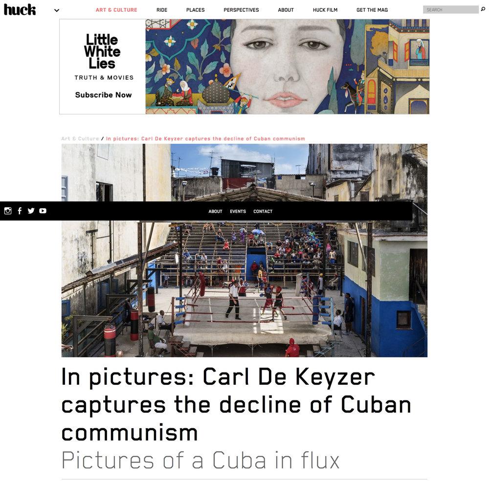 Cuba (Huck)