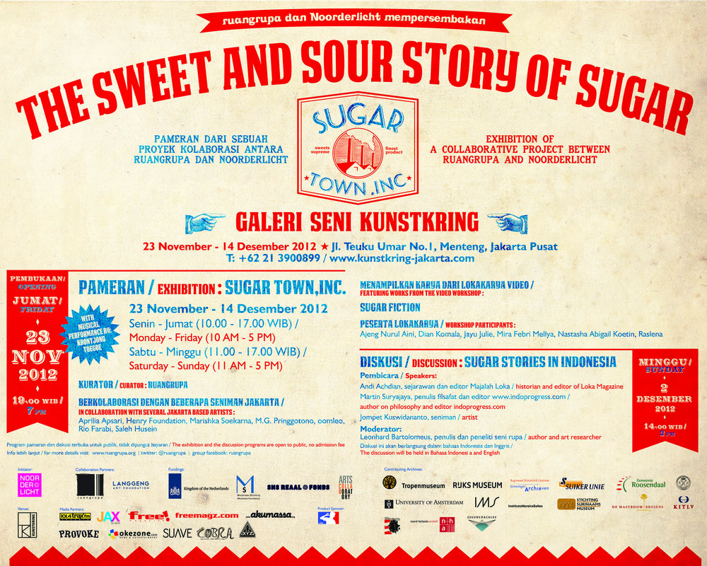 The sweet and sour story of sugar - Indonesia