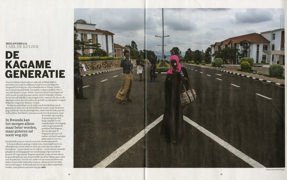 De Standaard (Rwanda)