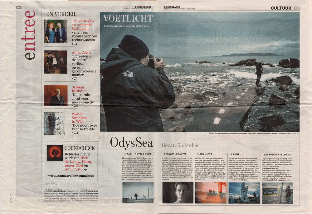 Odyssea (documentary by Jimmy Kets)