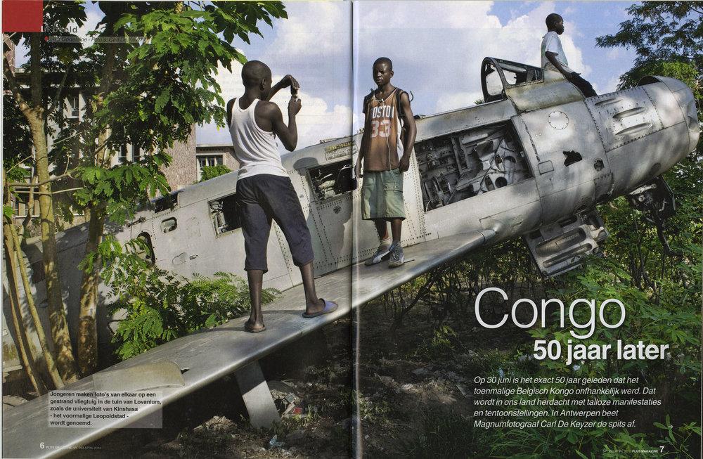 Congo (Plusmagazine)
