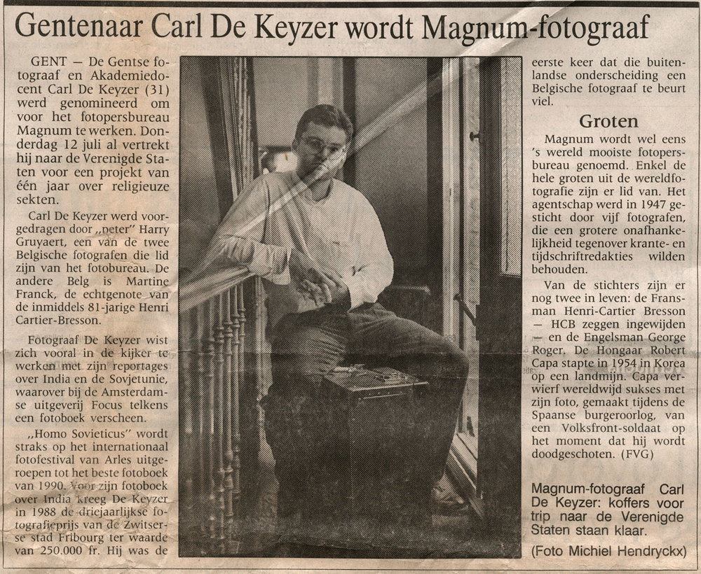 De Gentenaar (Magnum)