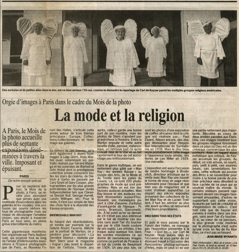 Le Soir (God, Inc.)