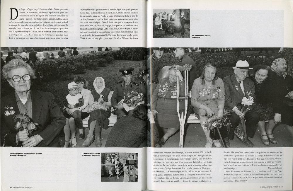 Photo magazine (Homo Sovieticus)