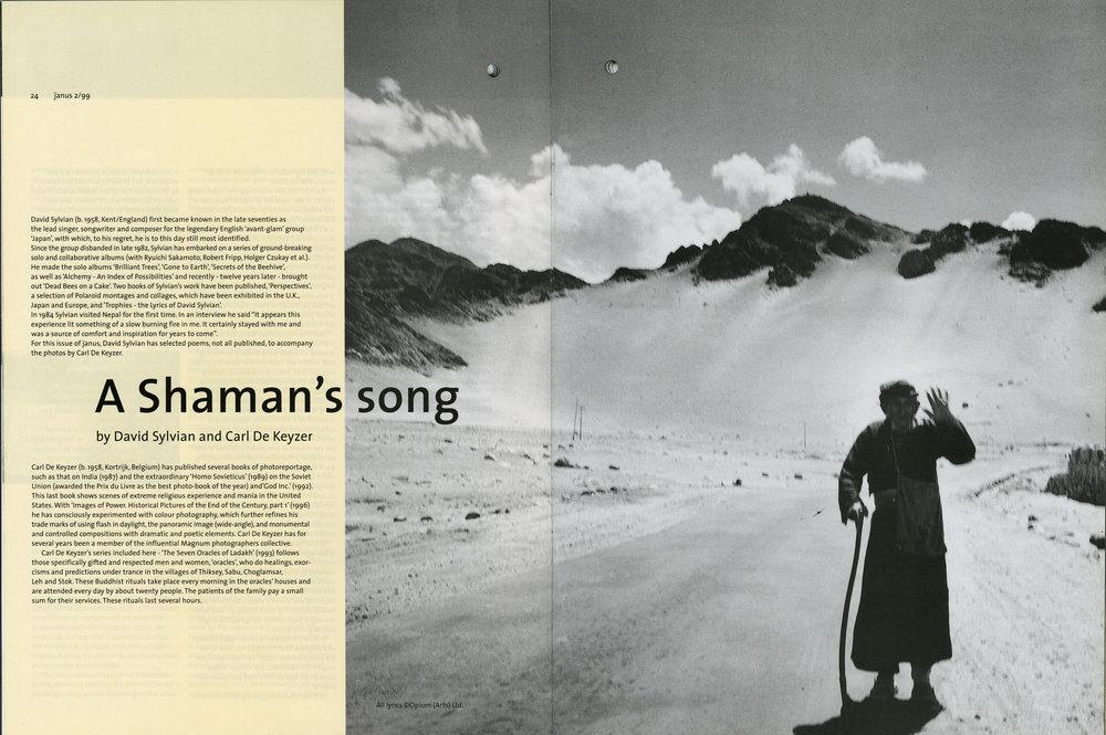 Janus - David Sylvian (Ladakh)