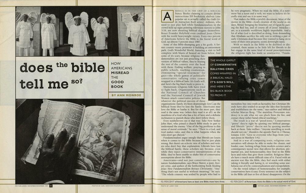 Mother Jones (God, Inc.)