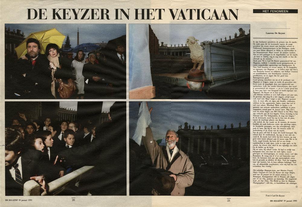 De Standaard (Vatican)