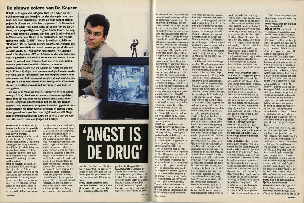 HUMO (Interview)