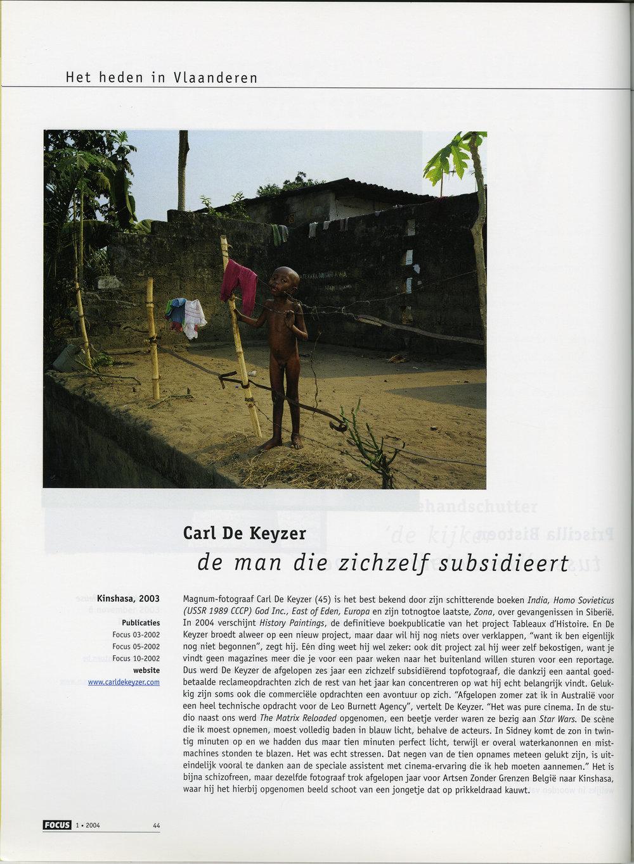 Focus (Congo)