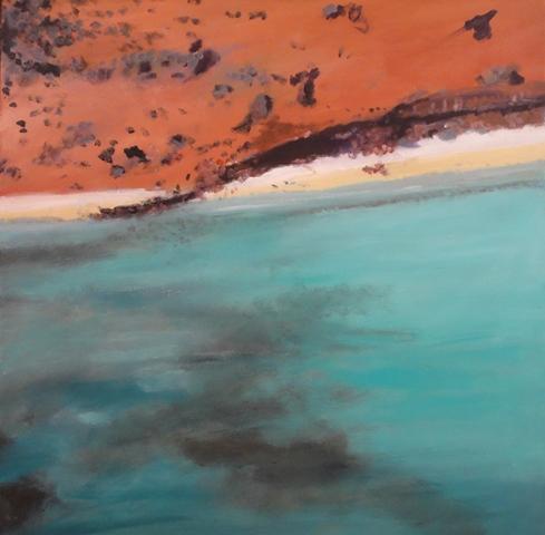 Shark Bay off Denham