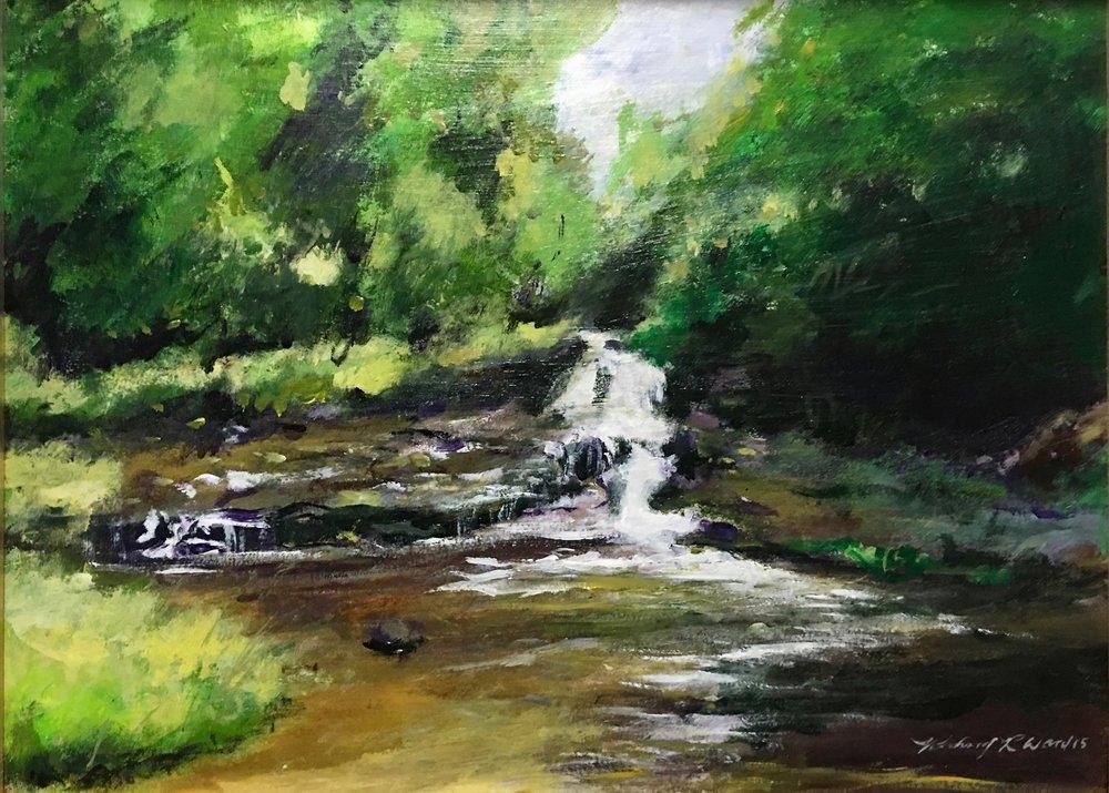 The Kinni Falls ll