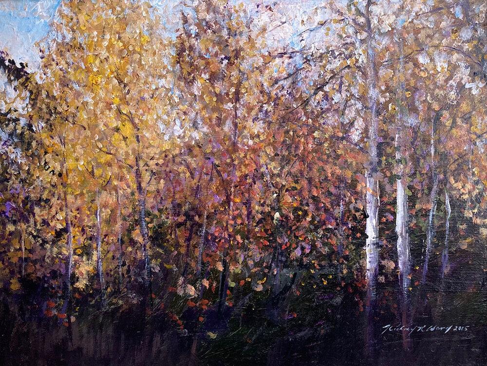 Autumn, Kinni State Park