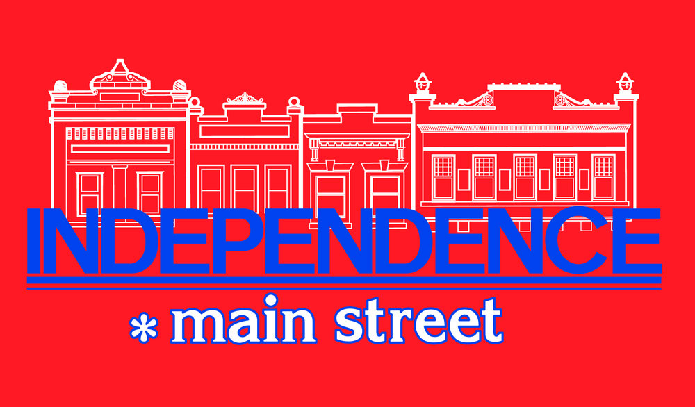 Main Street Independence Kansas