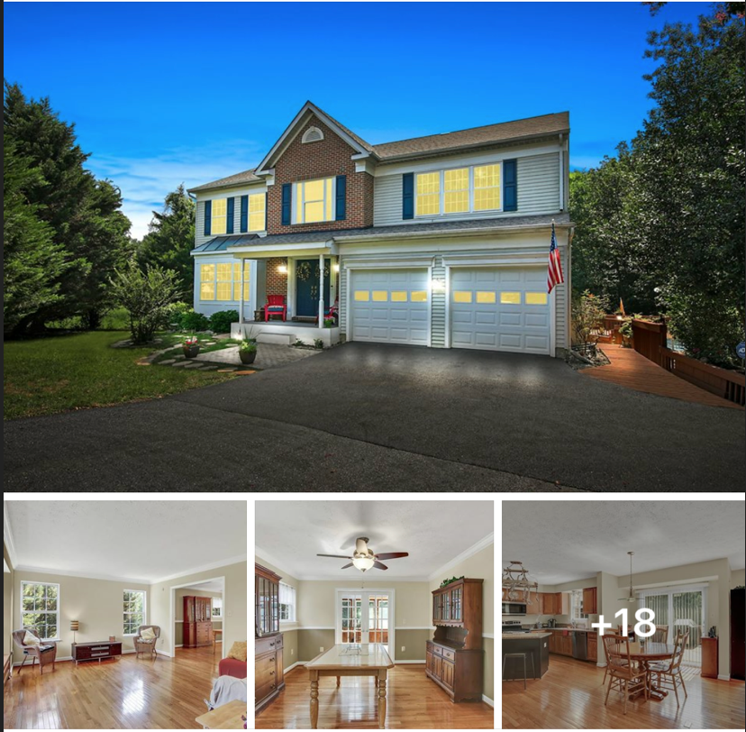 What's Up Wednesday | Home Listing