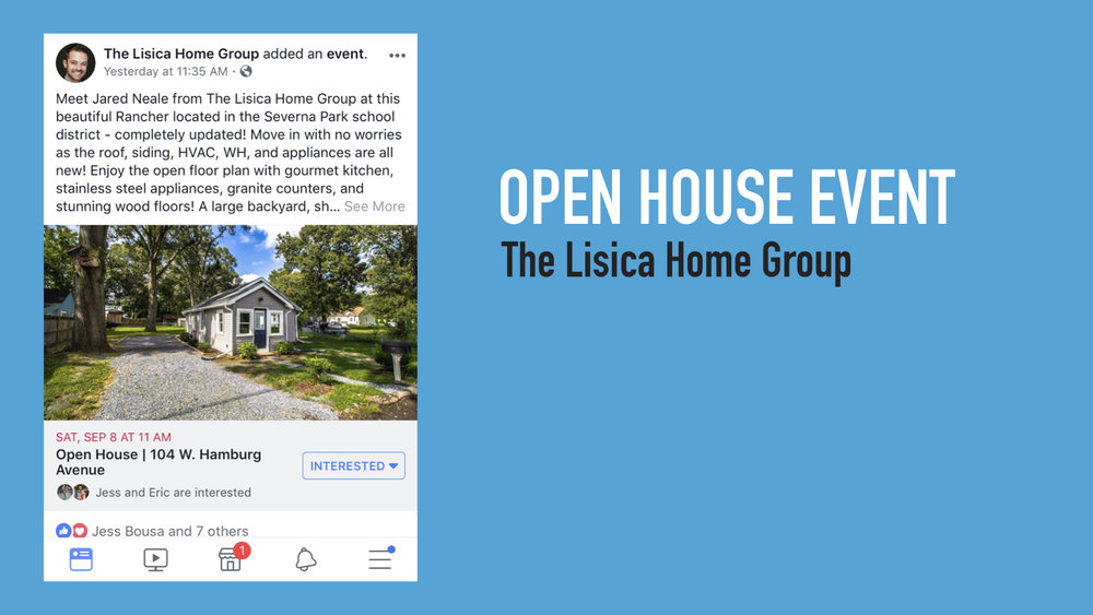 Day 4 - Open House Event (If Applicable)