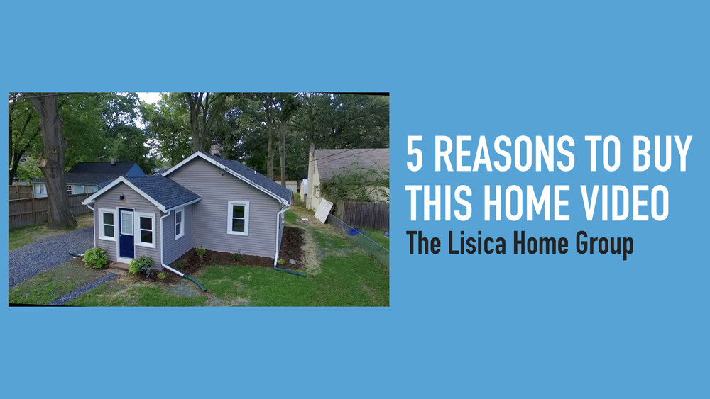 Day 5 - 5 Reasons to Buy This Home Walkthrough Video
