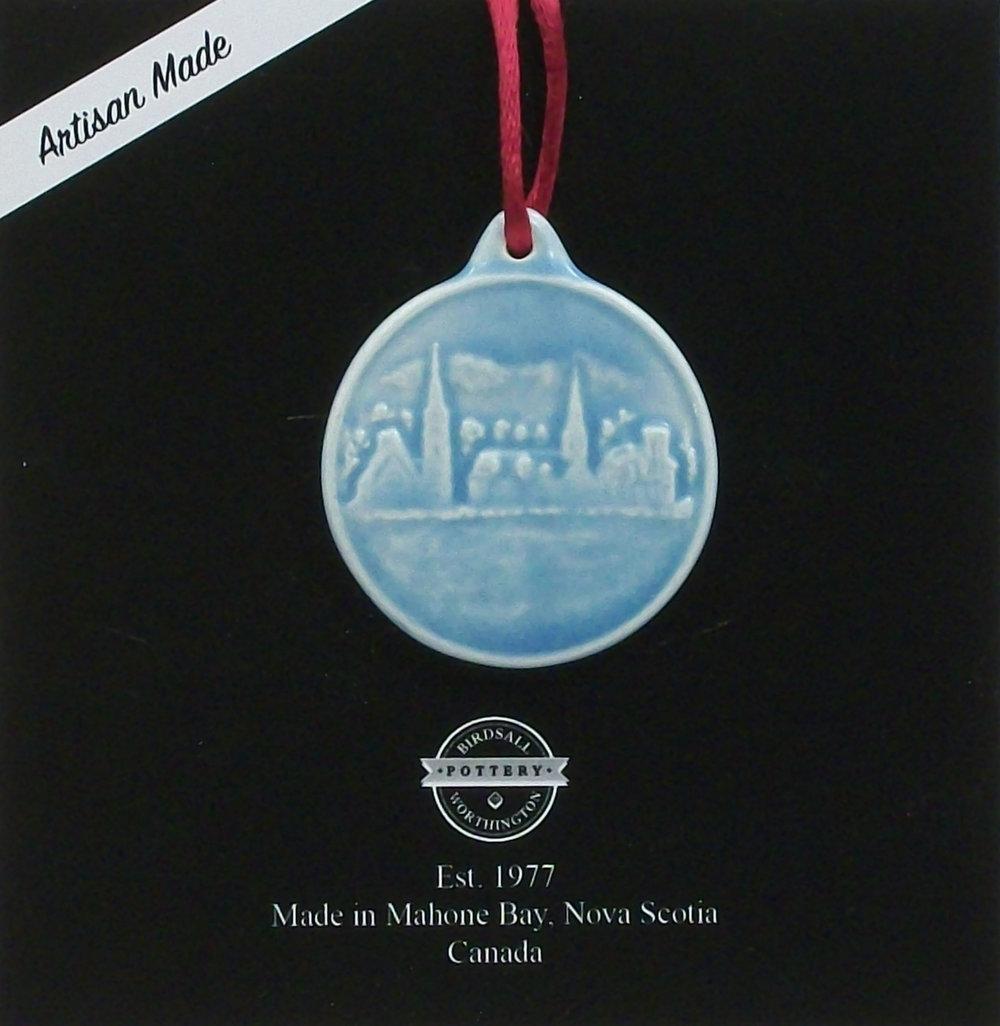 A Mahone Bay Christmas Ornament