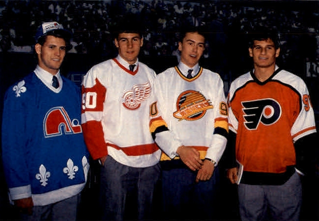 CHN Re-Draft: 1990 NHL Entry Draft -