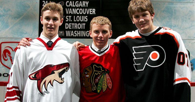 CHN Re-Draft 2007 NHL Entry Draft -